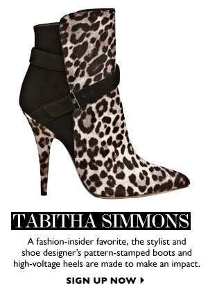 TABITHA SIMMONS - SIGN UP NOW