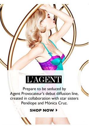 L'AGENT - SHOP NOW