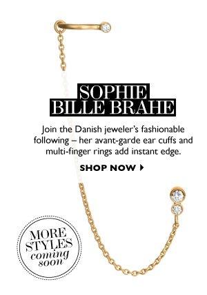 SOPHIE BILLE BRAHE - SHOP NOW