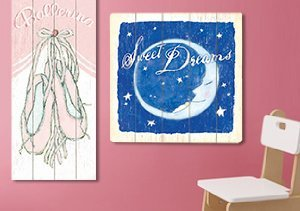 $15 & Up: Wall Art for the Kids' Room