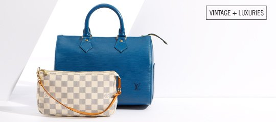 From the Reserve:Handbags by Louis Vuitton