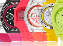 Total Showstopper Bright & Neon Watches