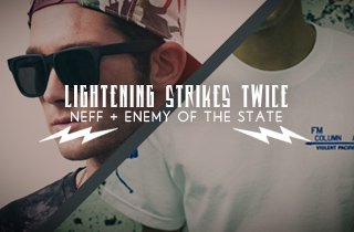 NEFF + Enemy Of The State