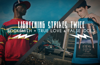 Rocksmith + True Love & False Idols
