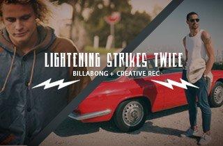 Billabong + Creative Rec