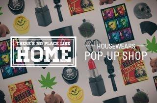 Housewares Pop-Up Shop