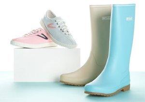 Tretorn: Shoes & Rainboots