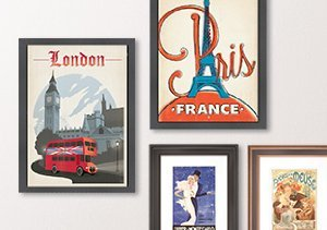 Out of the Past: Vintage Posters
