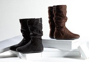 Just $15: Rampage Boots
