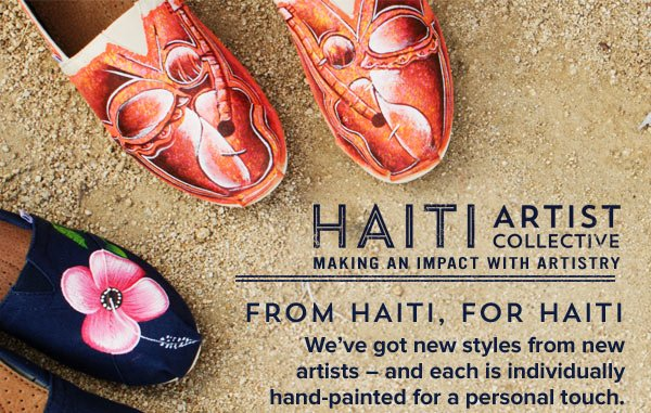 Haiti Artist Collective - making an impact with artistry