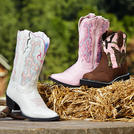 Western Style: Boots for the Family