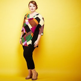 Style Your Way: Plus-Size Apparel