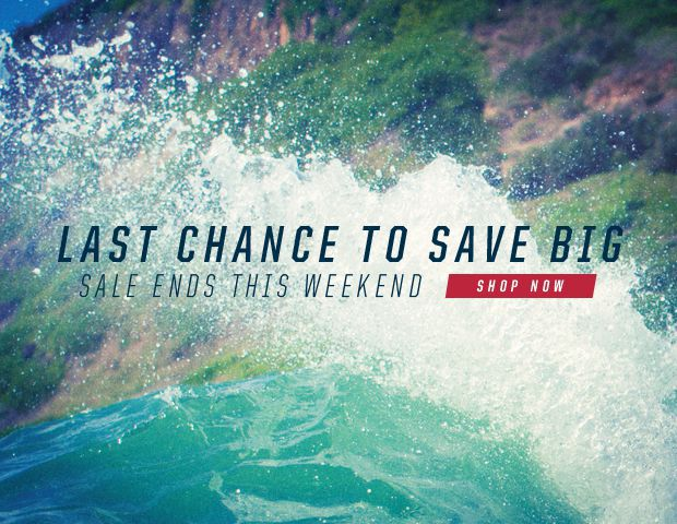 Last Chance To Save Big!