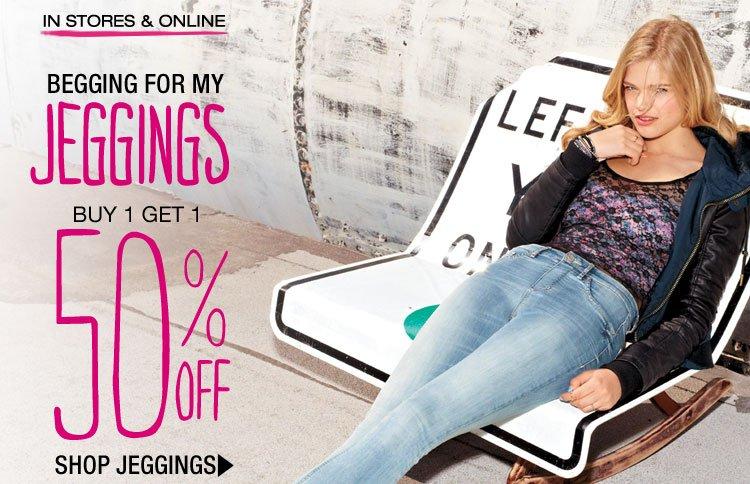 Shop jeggings>