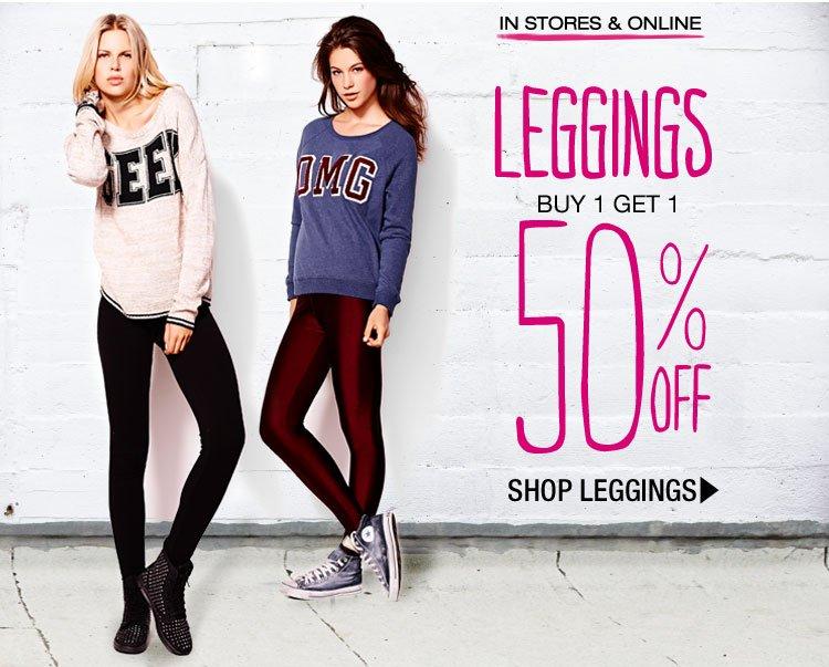 Shop leggings>