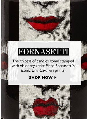 FORNASETTI - SHOP NOW