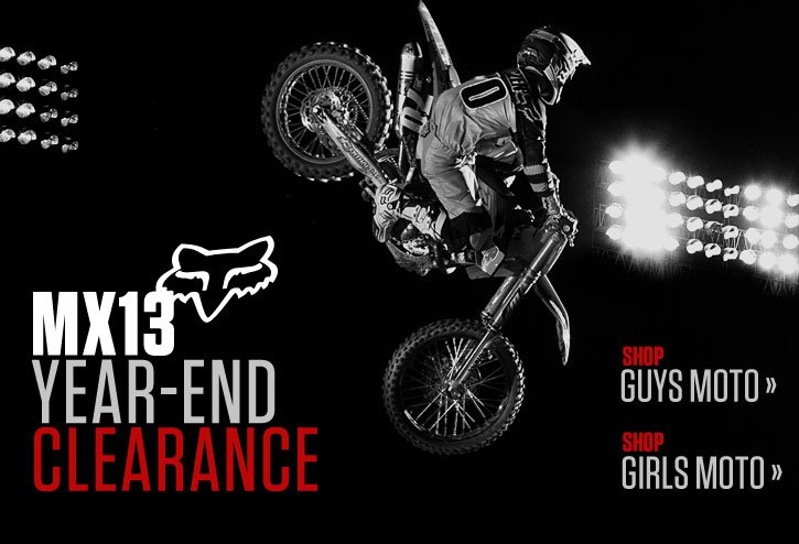 MX13 Year-End Clearance