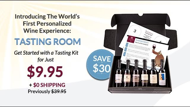Introducing the World's First Personalized Wine Experience