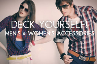 Men's & Women's Accessories