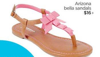 Arizona bella sandals $16 ›