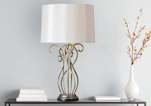 Sophisticated Chandeliers & Lamps