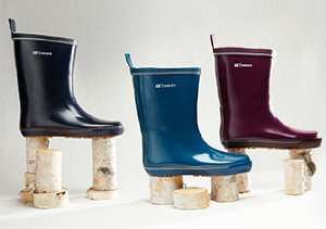 Closet Staples: The Rain Boot