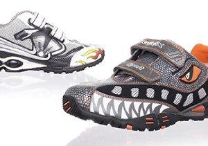 Bright Stuff: Kids' Light-Up Sneakers