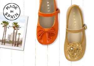 Made in Spain: Clarys Shoes