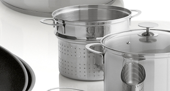 Stainless Steel 8-Qt. Mutli-Cooker with  Lid $63.95 Reg. $79.95
