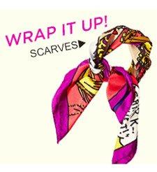 Wrap it Up! Shop Scarves