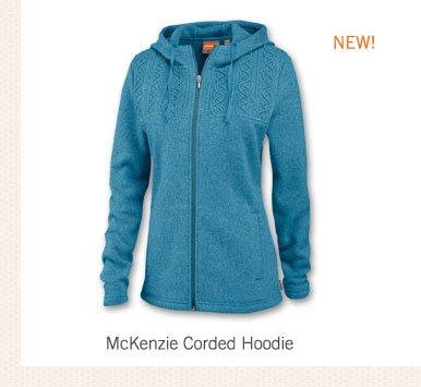 McKenzie Corded Hoodie