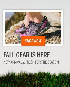 Fall Gear Is Here