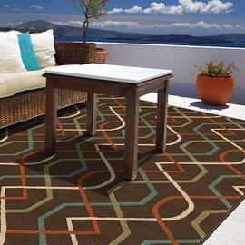 On the Floor: Outdoor Rugs