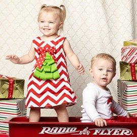 Happy Holidays: Infant Apparel