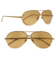 5-Linda-Farrow-Aviator-Gold-Plated-Sunglasses-1060