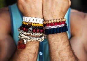 Shop Pile 'Em On: Bracelets from $7