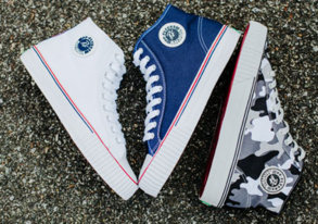 Shop PF Flyers Classic & Camo-Print Kicks