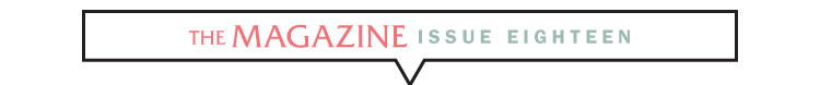 The Magazine: Issue Eighteen