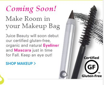 Coming Soon! Make Room in your Makeup Bag