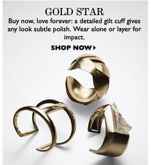 GOLD STAR. SHOP NOW
