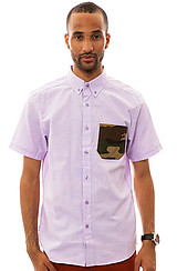 William SS Shirt in Purple