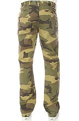 Flanders Pants in Camo