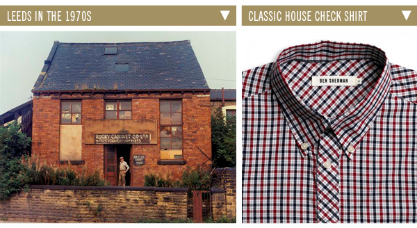 Leeds in the 1970s | Classic House Check Shirt