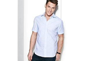 Summer Style: Short-Sleeved Shirts