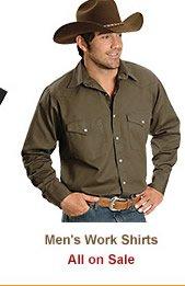 Shop Mens Work Shirts