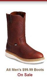 Shop Mens 99 Dollar Boots