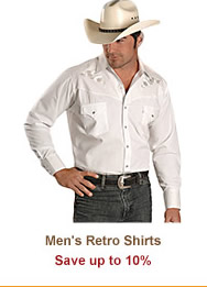 Shop Mens Retro Shirts