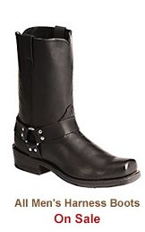Shop Mens Harness Boots on Sale