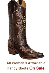 Shop Womens Affordable Fancy Boots