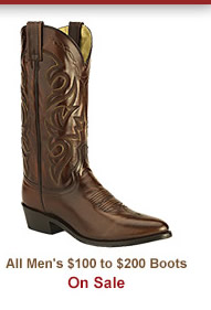 Shop Mens 100 to 200 Boots